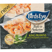 Birds Eye adds shrimp to frozen-to-oven line  image